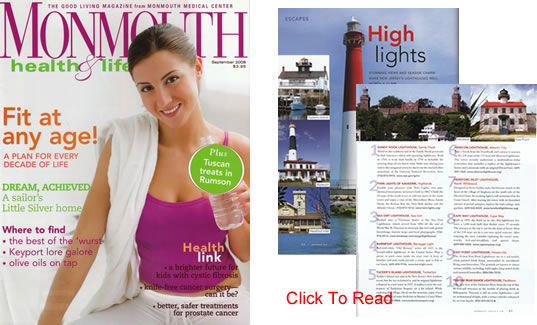 Visit Monmouth 2010 Travel Guide