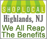 Shop Local in Highlands N. J.